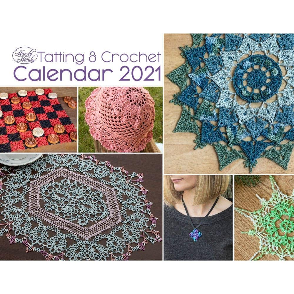 Crochet Calendar 2021 Photos